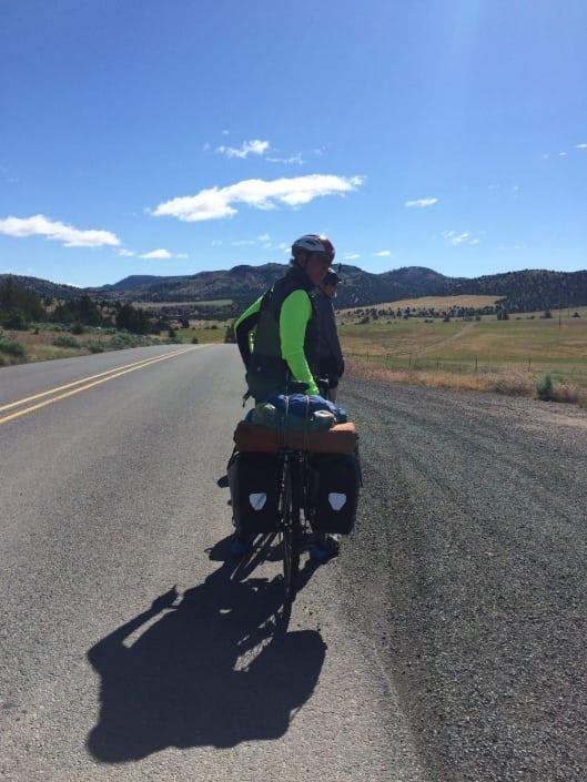 Central Oregon bike tour