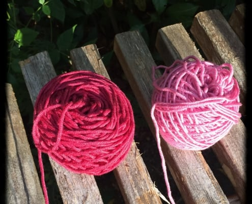 yarn for lace hat