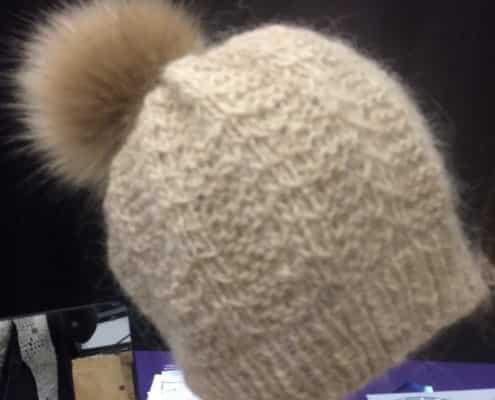 little trees hat