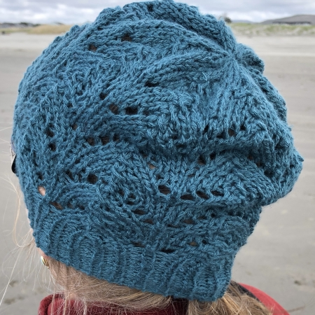 cashmere and wool hat