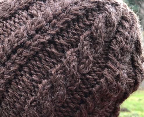 snowy plover knitting pattern